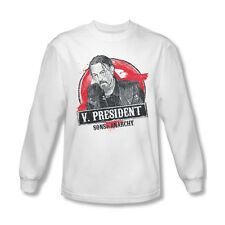 Sons Of Anarchy Vice President Adult Long Sleeve T-Shirt