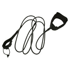 Surfboard SUP Paddleboard Leash Leg Rope with Ankle Cuff 6ft 7ft 8ft 9ft 10ft