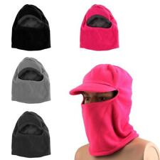 Bike Bicycle Ski Full Face Mask Hat Cap Motorcycle Thermal Velvet Balaclava