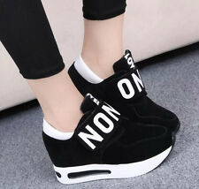 New Fashion Sneakers Athletics Breathable Lace up Running Casual Women Shoes