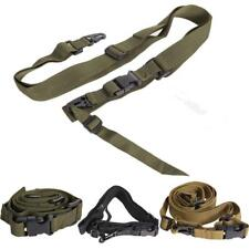 Tactical Outdoor Gun Strap System Adjustable Hunting 3 Point Rifle Sling Bungee