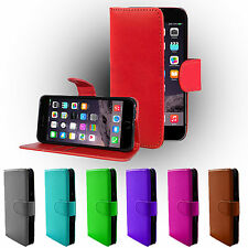 New Premium Leather Pu Wallet Stand Holder Case Cover For Apple iPhone 4 4G 4S
