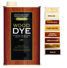 Colron Refined Wood Dye 250ml Available in Various Different Finishes