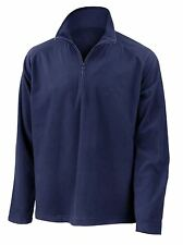 Result Core-Mens Jackets-Micron fleece mid layer top
