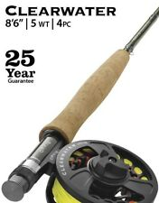 Orvis Clearwater 865-4 Fly Rod