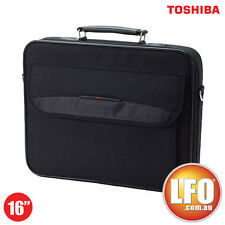 """NEW Toshiba 16""""  Value Edition Laptop Carry Bag"""