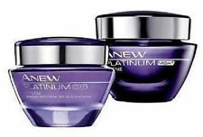 Avon Anew Platinum Day Cream  or  Night Cream Full Size Brand New 50 ml