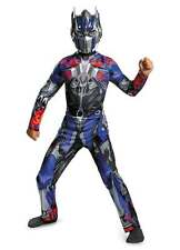 Child Transformers Optimus Prime Classic Costume by Disguise 73509