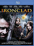 Ironclad (Blu-ray Disc, 2011) BRAND NEW SEALED