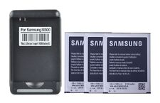 NEW 2100mAh Battery + USB Charger For Samsung Galaxy S3 i9300 T999 I747 L710