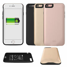 Power Bank Backup Battery Charger External Case Cover for Apple iPhone 7 7 Plus