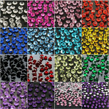 1000pcs 4.5mm Wedding Decoration Crystals Diamond Table Confetti Party Supplies