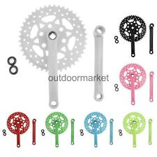 Fixed Gear Fixie Bike/Cycling/Road Bicycle Single Speed Track Crankset Crank 44t