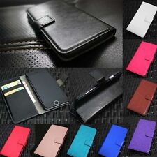 For LG Series Phone Case PU Leather Wallet Magnetic Flip Card Slot Stand Cover