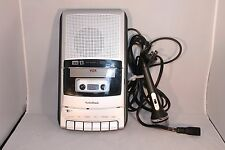 Radio Shack 14-1128 CTR-121 Voice Activated Desktop Cassette Tape Recorder VOX