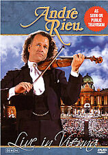 Andre Rieu - Live In Vienna (DVD, 2010, 2-Disc Set)