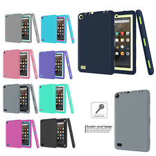 Children kids Safe Case Shock Proof Cover for Amazon Kindle Fire 7 inch 2015