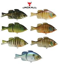 JACKALL GIRON JOINTED BLUEGILL SWIMBAIT SINKING BASS FISHING LURE SELECT COLOR