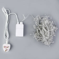 200 LED Christmas Xmas Tree Fairy String Lights Outdoor Indoor With UK Plug HR