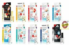 Professional Nail Conditioners EVELINE Nail Therapy Nail Strengtheners, NEW LOT