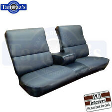 1970 Cadillac DeVille Front & Rear Seat Covers Upholstery - Coupe PUI