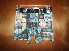 Lifestyle Underwear Boxer Brief San Francisco Alcatraz NIP