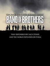 Band of Brothers (DVD, 2002, 6-Disc Set) LIKE NEW