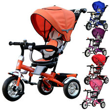 Kids Beyond Swivel Seat Pushchair Trike Bike Stroller Baby Tricycle M99G Pram