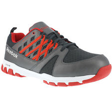 Reebok RB4005 Sublite Work Steel Toe EH Rated Athletic Oxford