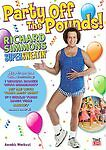 Richard Simmons Super Sweatin' Party Off the Pounds - BRAND NEW DVD Sealed!