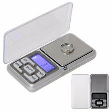 Hot LCD Pocket Digital Jewelry Scale Weight 500g 0.1g Balance Electronic Gram HQ