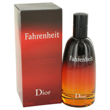 Fahrenheit Cologne Christian Dior Mens EDT Eau De Toilette 1.7 3.4 6.8 oz Spray