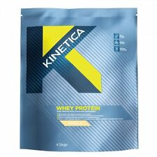 Kinetica Sports Whey Protein Powder shake 2.27Kg 1kg 4.4kg all flavours & sizes