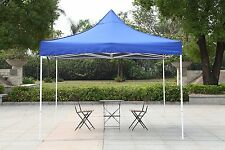 10 x 10 Portable Event Canopy Tent Gazebo Pop Up Party Fair Shelter Commercial