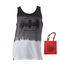 Batman Mens' Multi Dye Tank Top & Tote - 2 Piece Gift Set