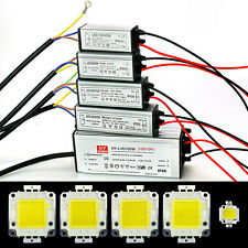 10W/20W/30W/50W/100W LED Driver Supply LED SMD Chip Light lamp Bulb Power