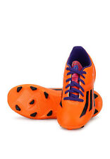adidas F10 TRX FG JR YOUTH Kid Football Soccer Cleats Samba F32697 orange balck