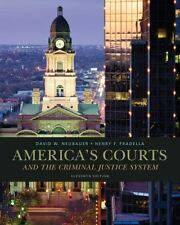 America's Courts and the Criminal Justice System by David W. Neubauer and...