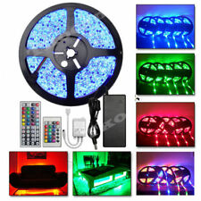 Flexible Waterproof LED Strip 3528 5050 SMD for Home Lighting Kitchen XMAS Party