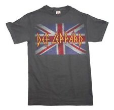 Def Leppard Vintage Jack T-Shirt Officially Licensed Gray Tee Mens S M L XL