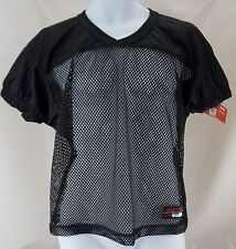 NEW! Riddell Football Youth Black Practice Mesh Jersey Sizes XS S/M Small Medium