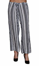 Velvet by Graham and Spencer Omarina Stripe Cotton Pant