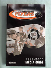1999-2000 PHILADELPHIA Flyers Phantoms Official NHL AHL Yearbook Media Guide