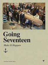 Seventeen 3rd mini - Going Seventeen (MAKE IT HAPPEN VER)  CD, 2Poster (option)