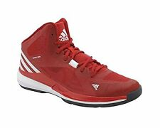 Adidas USSH16030723020 New Mens Crazy Strike Basketball Shoes Scarlet/White 11