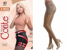 CONTE high quality Modeling Tights X-Press Modelling 40Den S M L XL