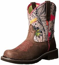 Ariat  Fatbaby Heritage Vivid Womens Western Cowboy Boot- Choose SZ/Color.