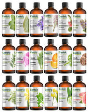 100% Pure Natural Essential Oils 4 oz (120ml) - Choose From 60 - FREE SHIPPING