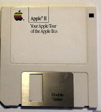 'Your Apple Tour of the Apple IIGS'  Disk - 1986 Vintage Apple II Software