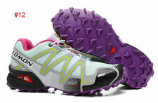 Lady's Solomon shoes Salomon Speedcross 3 Athletic Running Outdoor Hiking Shoes